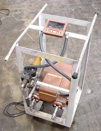micro motion mass flow meter.model
