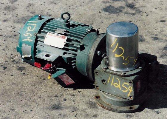 Reliance Down Drive Mixer #11254