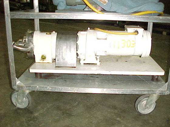 Waukesha Model 10 Pump Waukesha