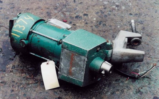 lightnin portable mixer.model nd-1.serial #