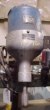 lightnin portable mixer.model s-2.serial #