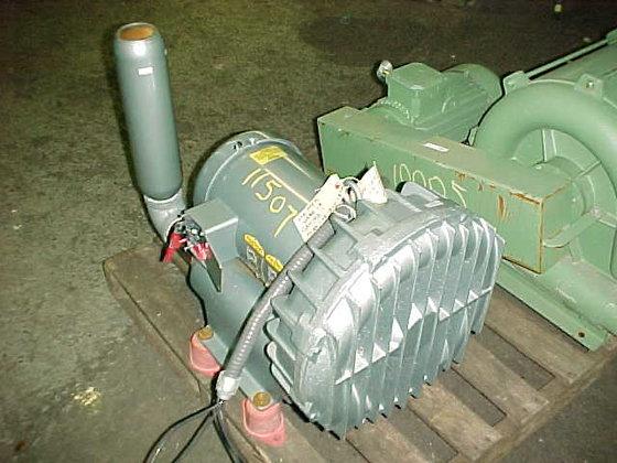 Gast Regenair Vacuum Blower #11507