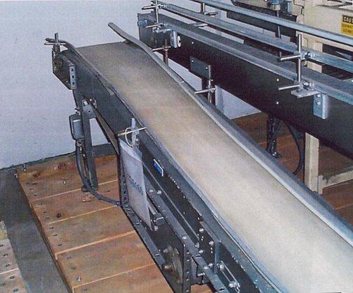 14 X 12 Belt Conveyor