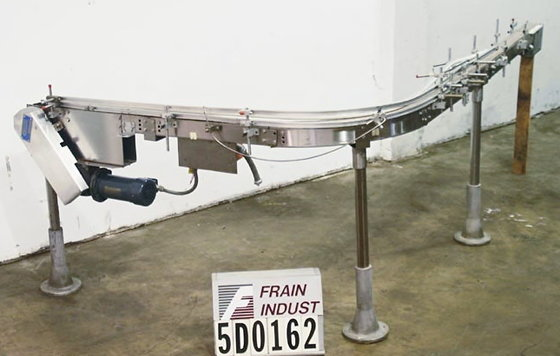 Stainless Steel Conveyor Table Top