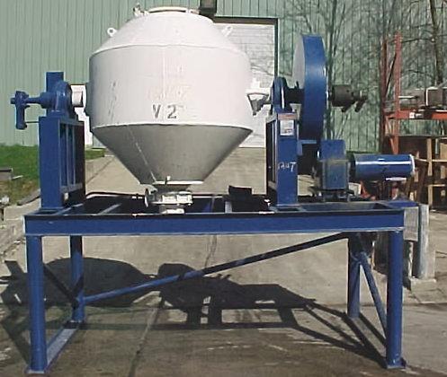 stokes rotary vacuum dryer.model 159-203-p77293.serial