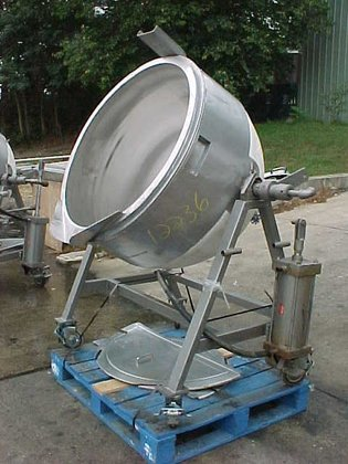 100 gallon stainless steel sanitary