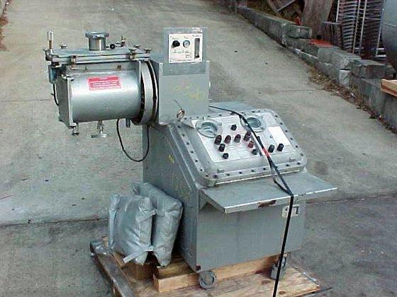 Purnell International Plow Mixer Plow