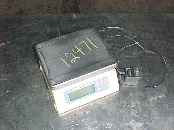laboratory table top platform scale