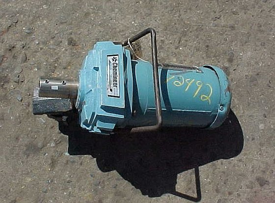 Chemineer Clamp Type Mixer #12492