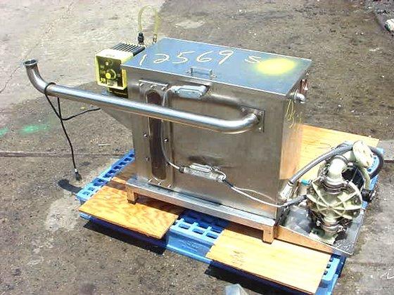 Custom Fill Supply Tank #12569