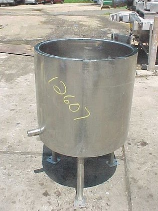 Lee 40 Gallon Jacketed Kettle