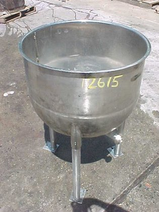 Lee 40 Gallon Danitary Kettle