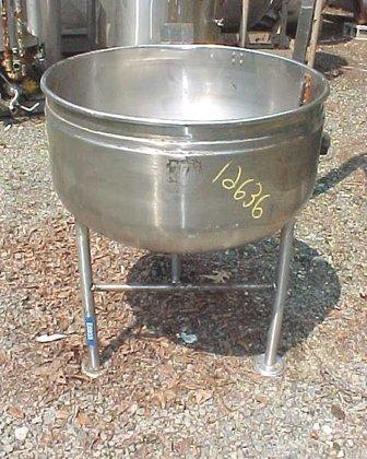 Cleveland 40 Gallon Open Top