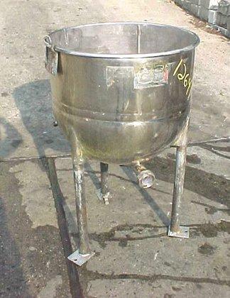 Lee 40 Gallon Open Top