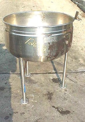 Cleveland Open Top Jacketed Kettle