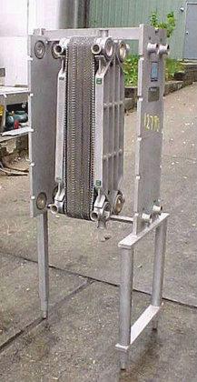 Cherry Burrell Thermaflex Heat Exchanger