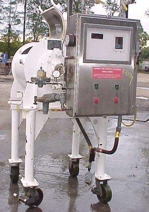 Littleford Fm Jacketed Mixer Mixer