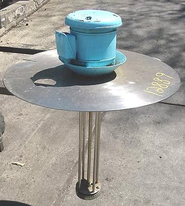 Immersible Homogenizing Mixer Homogenizing Mixer