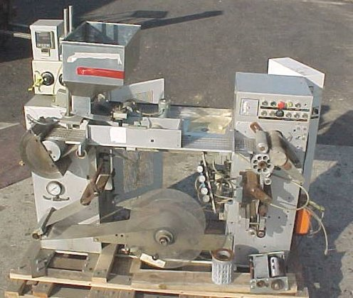 Noack Continuous Blister Packer Blister