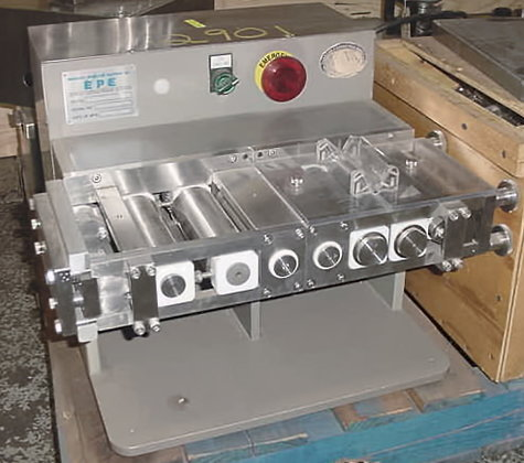 Epe Roll Slitter Cutter Roll