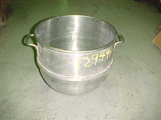Mixing Bowl For Planetary Mixer