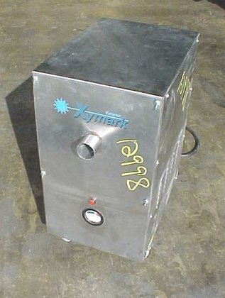 "laser gas collector ""xymar extractor"""