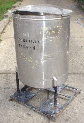 Stainless Steel Tank 350 Gallon