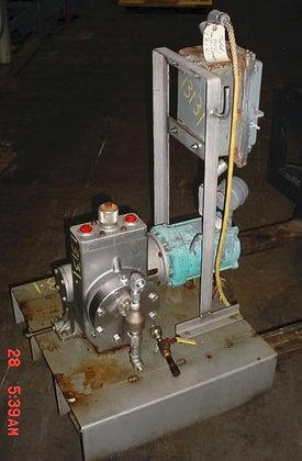 Jaeco Pump Diaphram Style Pump