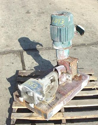 Viking Gear Pump Gear Pump
