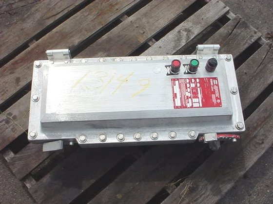 Crouse Hinds Explosion Proof Switch