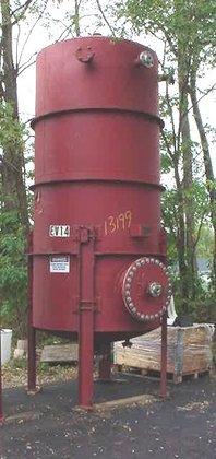 Union Carbide 1400 Gallon Closed