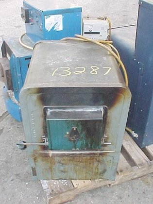 cooley electric bench-top laboratory furnace.model