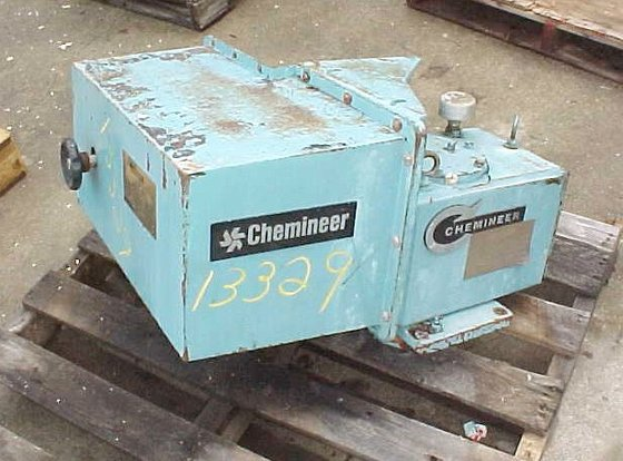 Chemineer Staionary Mount Mixer Mixer