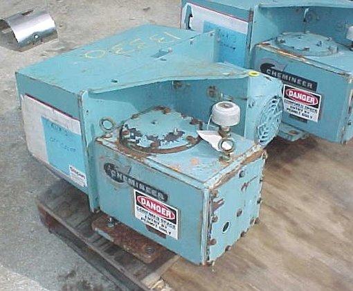 Chemineer Stionary Mount Mixer Mixer