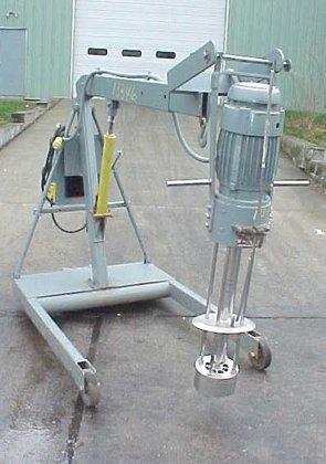 Arde Barinco Homogenizing Mixer Homogenizing