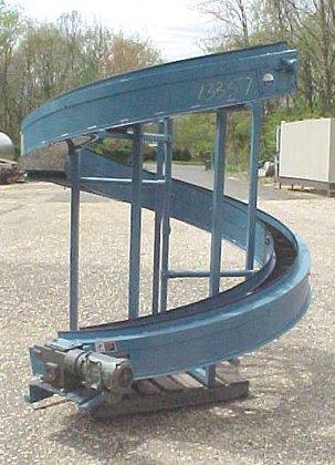 Portec Spiral Lift Conveyor Spiral