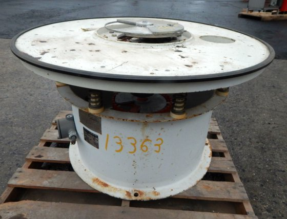 sweco sifter base with drive.model