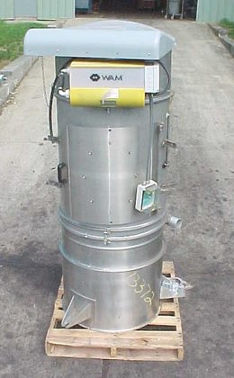 Wam Bin Vent Dust Collector