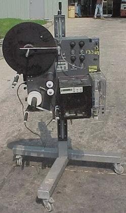 Quadrel Pressure Sensitive Labeler Quadrel
