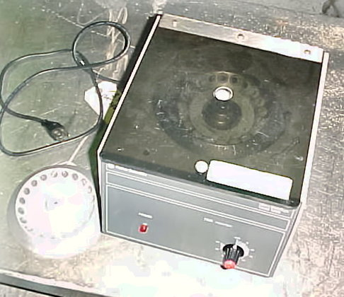 laboratory centrifuge by fisher scientific