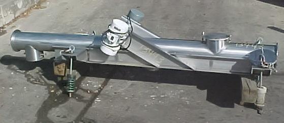 Bulk Equipment Systems Feeder Tubular
