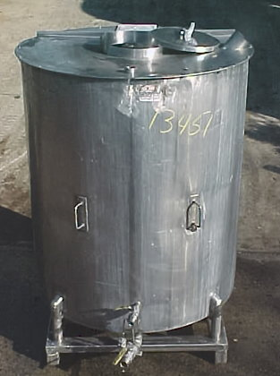 Open Top Mixing Tank Mixing