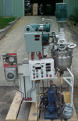 Greerco Triple Motion Agi Mixer