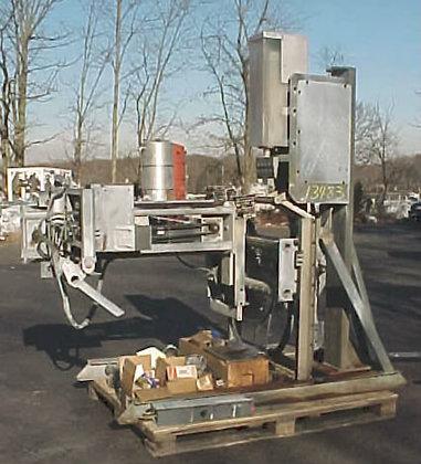 50 lb.valve bag sealer by