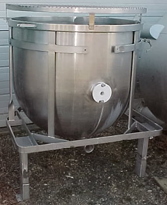 200 Gallon Agitated Kettle 200