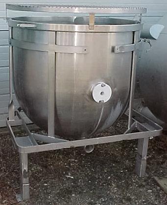 200 gallon stainless steel sanitary