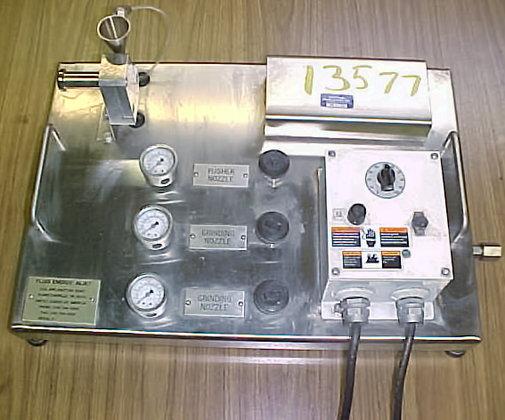 Fluid Energy Laboratory Jet O