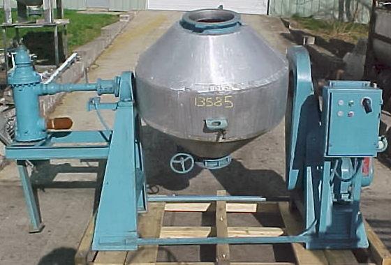 Paul Abbe Rotary Cone Vacuum
