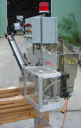 thiele recpricating horizonontal automatic placer.model