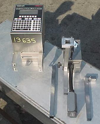 Video Jet Ink Jet Coder